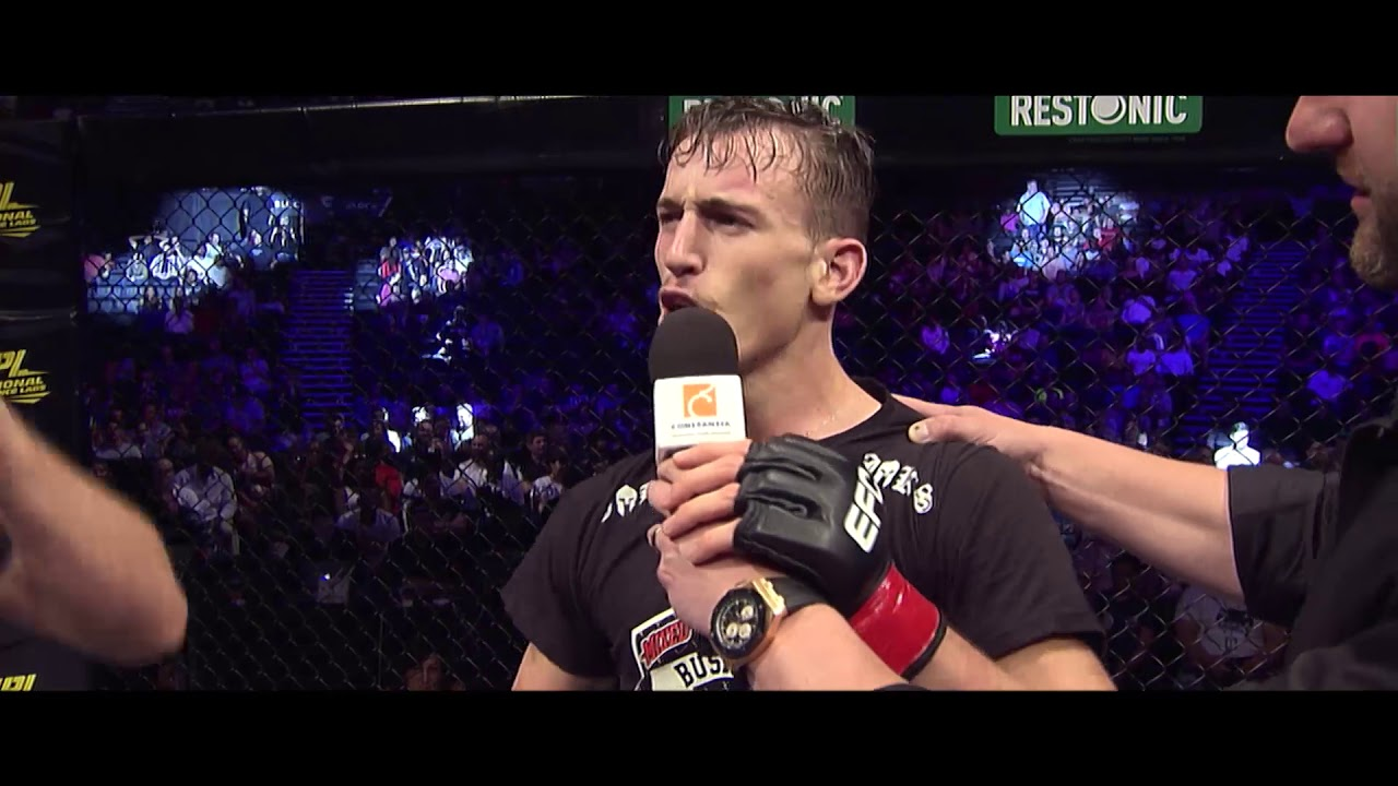EFC 69: Buys vs Rouch - Rivalry To End