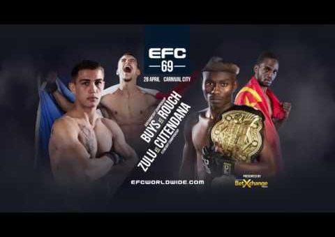 EFC 69 Buys vs Rouch, Zulu vs Cutendana