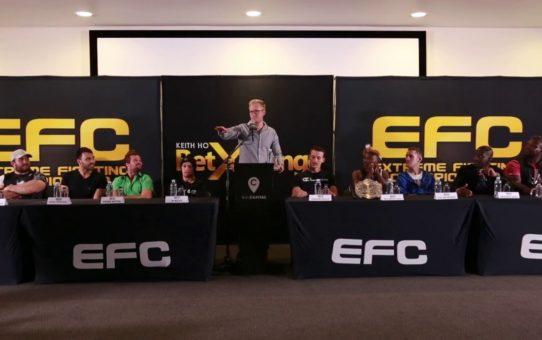 EFC 69 Press Conference