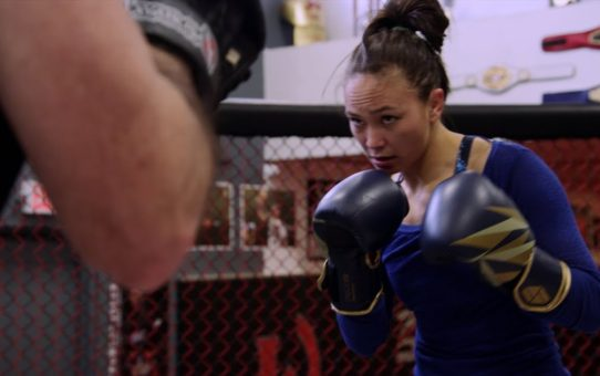 Fight Night Glendale: Road to the Octagon – Waterson vs Casey