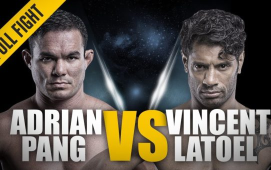ONE: Full Fight   Adrian Pang vs. Vincent Latoel   ONE Classic Submission   December 2014