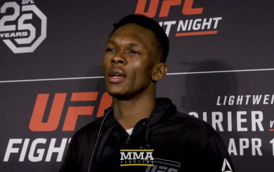 Israel Adesanya: Judge Who Scored Fight For Marvin Vettori Should 'Stop Doing Meth' – MMA Fighting