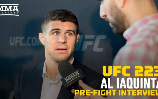 UFC 223: Al Iaquinta Offered To Fight Khabib Nurmagomedov On Short Notice – MMA Fighting