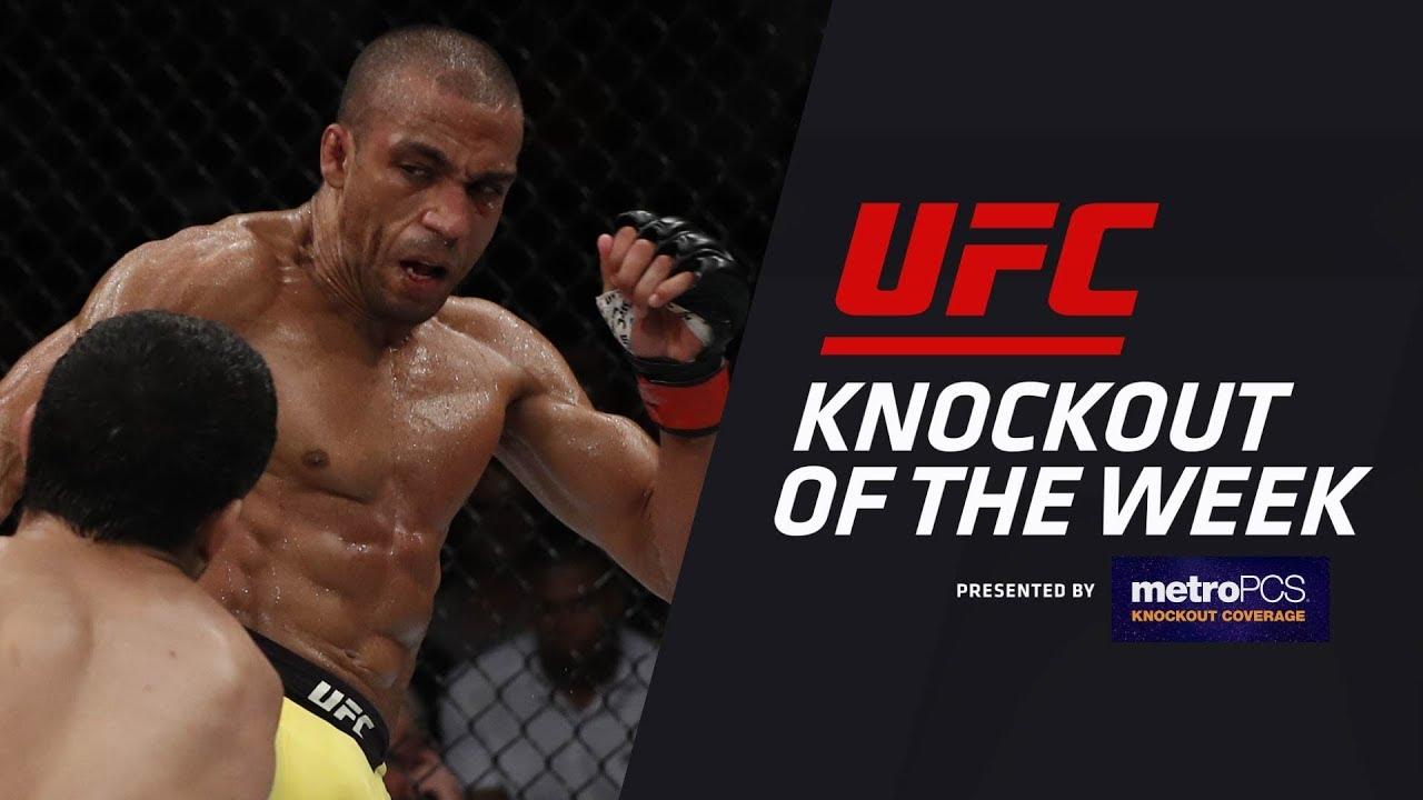 KO of the Week: Edson Barboza vs Beneil Dariush