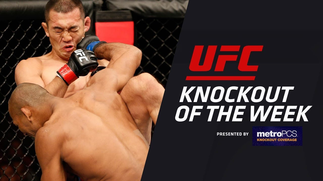 KO of the Week: Jacare Souza vs Yushin Okami