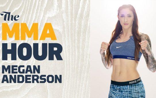Megan Anderson Isn't Fan of Cris Cyborg on Social Media