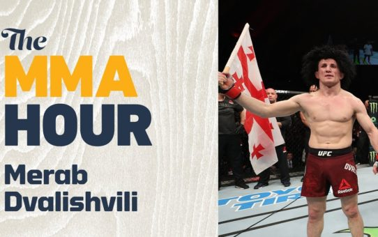 Merab Dvalishvili Will Appeal UFC Atlantic City Loss