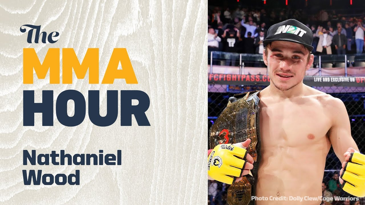 Nathaniel Wood Believes He's Destined for a Debut at UFC Liverpool