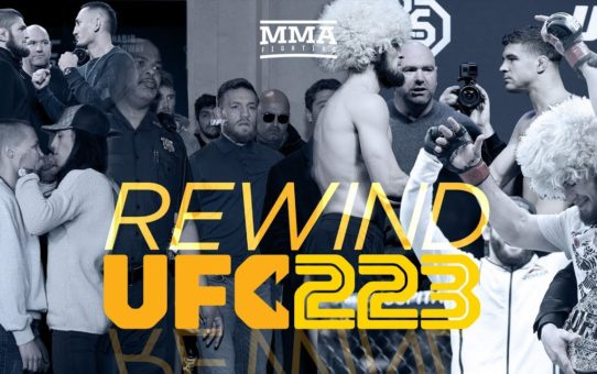 Rewind: UFC 223 Edition – MMA Fighting