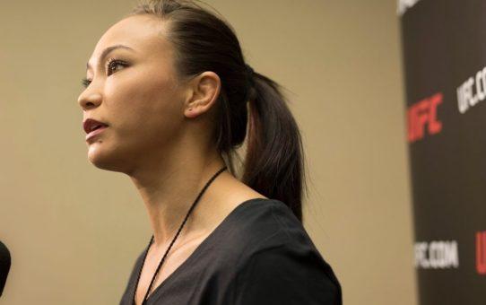 Michelle Waterson Says Rose Namajunas' Title Victory 'Humanized' Joanna Jedrzejczyk – MMA Fighting