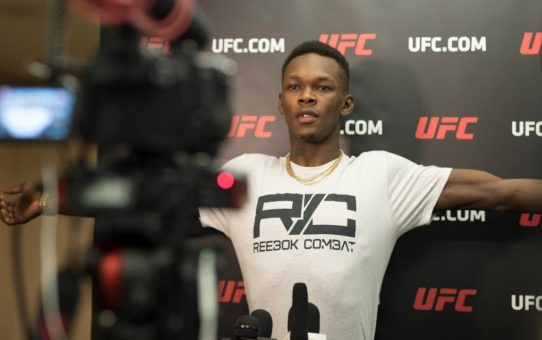 Israel Adesanya Says it's 'Disrespectful' to Compare Him to Jon Jones, Others – MMA Fighting