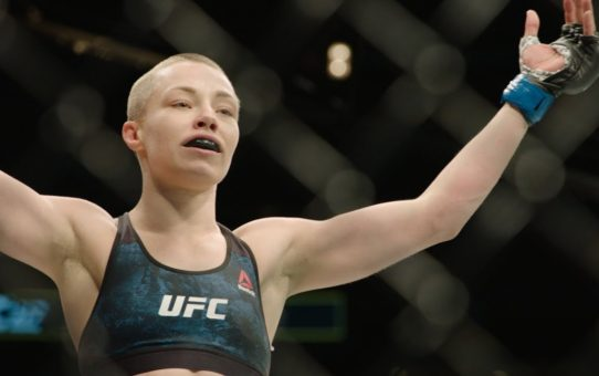 UFC 223: Rose Namajunas – This Fight Will be the Same, But Different