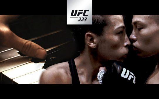 UFC 223: Symphony of Violence