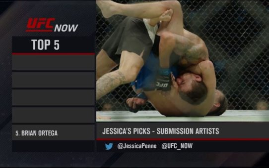UFC Now: Top 5 Submission Artists