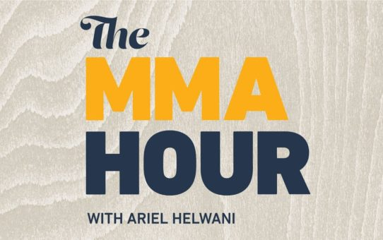 The MMA Hour Live — April 2, 2018 (w/ Khabib & Joanna in studio, Ferguson, Wonderboy, more)
