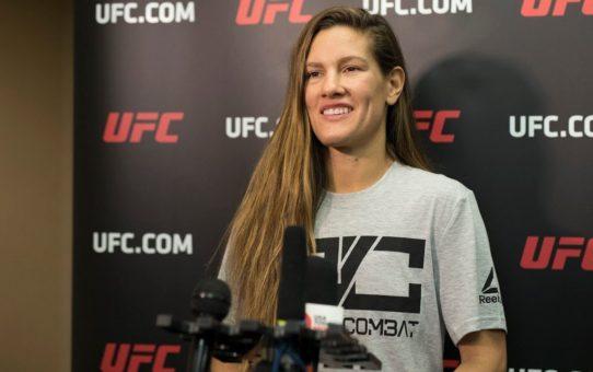 Cortney Casey Eyeing Fight With Karolina Kowalkiewicz If She Beats Michelle Waterson – MMA Fighting
