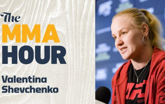Valentina Shevchenko To Nicco Montano: 'If You Don't Want To Fight, You Have To Leave the Belt'