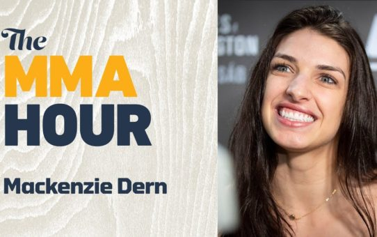Mackenzie Dern Talks UFC 224 Weight Cut Failure, Says She 'Wasn't Able To Stand Up' During Cut