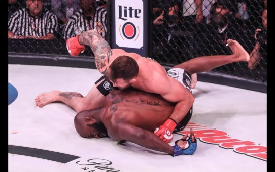 Bellator 199 Highlights:  Ryan Bader Knocks Out King Mo in 15 Seconds – MMA Fighting