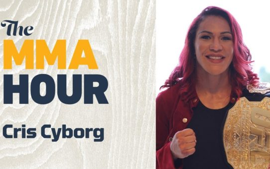 Cris Cyborg Wants To Finish UFC Contract, Fight Women's Boxing Champ Cecilia Braekhus