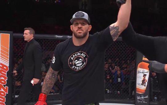 Bellator 199: Ryan Bader vs. King Mo – Full Fight Highlights