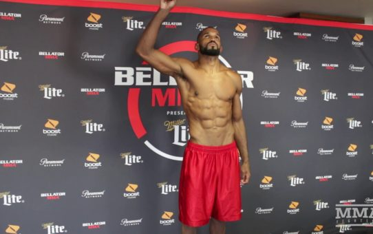 Bellator 200: Rafael Carvalho, Gegard Mousasi Make Weight – MMA Fighting