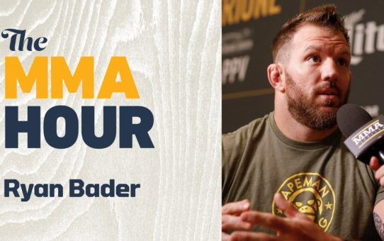 Ryan Bader Would Keep Both Bellator Heavyweight And Light Heavyweight Belts With Tourney Win