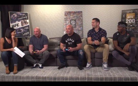 EA SPORTS UFC 3 Live Stream: Dana White vs Matt Serra Gameplay