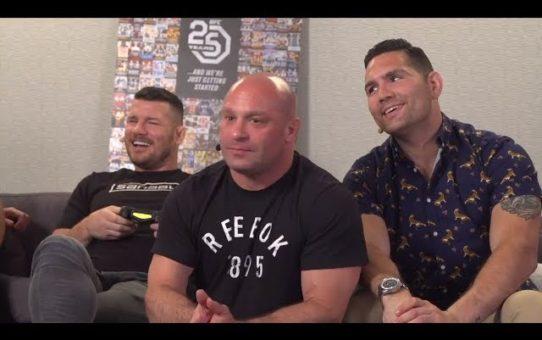 EA SPORTS UFC 3 Live Stream: Michael Bisping vs Chris Weidman Gameplay
