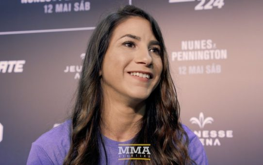 Tecia Torres: Joanna Jedrzejczyk 'Not Being As Humble As I Believe She Should Be' – MMA Fighting