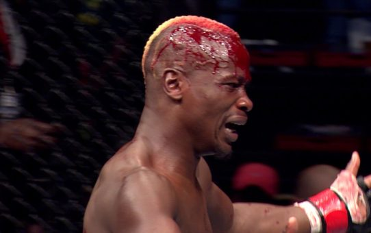EFC 69 Moment of the Night: Mdoko's Comeback