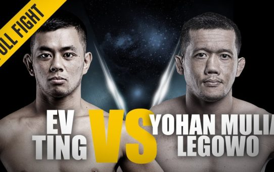 ONE: Full Fight | Ev Ting vs. Yohan Mulia Legowo | Relentless Striking | June 2014