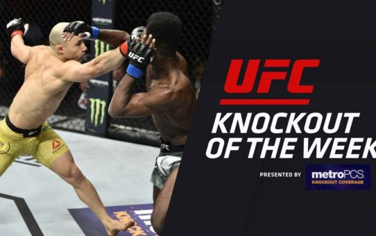 KO of the Week: Marlon Moraes vs Aljamain Sterling