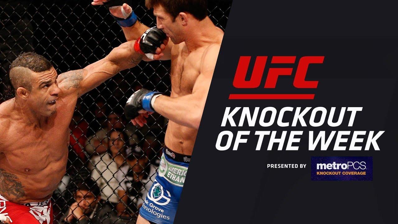 KO of the Week: Vitor Belfort vs Luke Rockhold