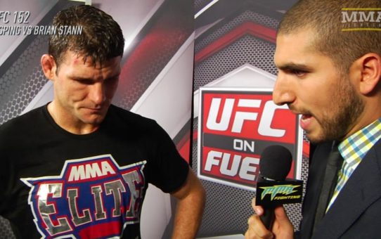 MMA Fighting Archives: Michael Bisping's Most Memorable Interviews