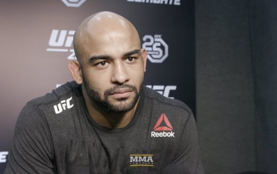 UFC 224: Warlley Alves Wants To Break Colby Covington's Face After Sultan Aliev Win – MMA Fighting