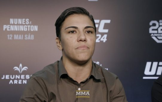 Jessica Andrade Frustrated By Inability To Get A Fight, Hoping Someone Steps Up – MMA Fighting