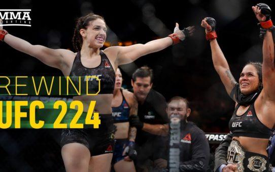 Rewind: UFC 224 Edition – MMA Fighting