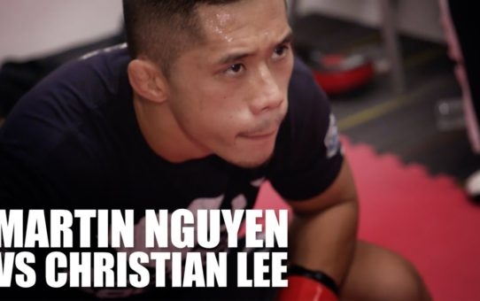 Sights And Sounds | Martin Nguyen vs. Christian Lee | ONE: UNSTOPPABLE DREAMS | Singapore