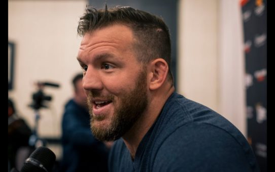 Ryan Bader Feels He's Better Than Bellator Grand Prix Foe King Mo in 'Every Aspect' – MMA Fighting