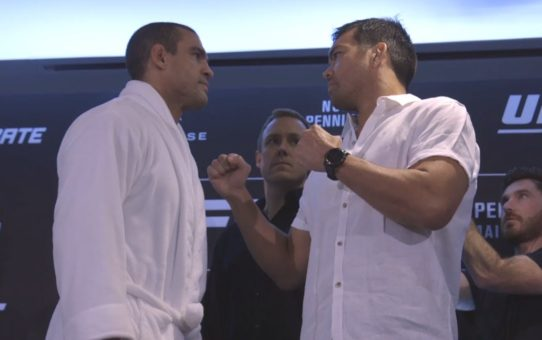 UFC 224: Belfort vs Machida – Former Champions Face Off