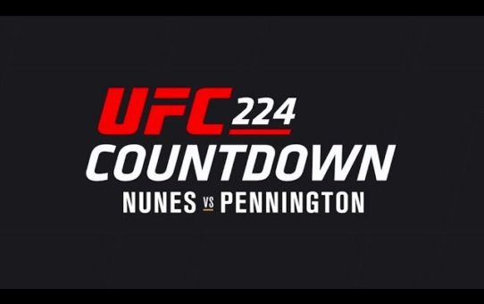 UFC 224 Countdown: Full Episode