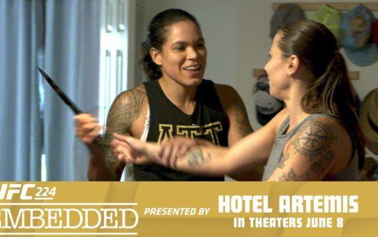 UFC 224 Embedded: Vlog Series – Episode 1