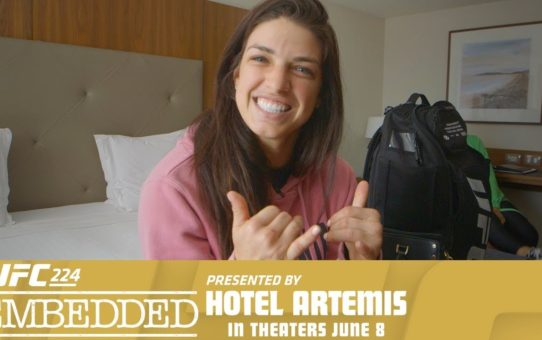 UFC 224 Embedded: Vlog Series – Episode 3