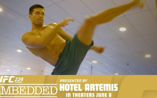 UFC 224 Embedded: Vlog Series – Episode 4