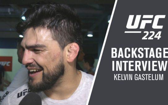 """UFC 224: Kelvin Gastelum – """"I Should be Next in Line"""""""