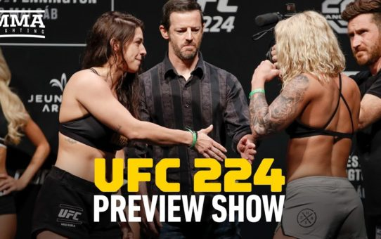 UFC 224 Preview Show – MMA Fighting