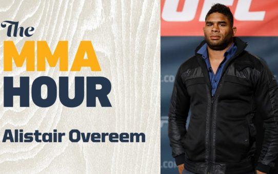 Alistair Overeem Understands Why UFC Is Putting Curtis Blaydes Fight On UFC 225 Prelims