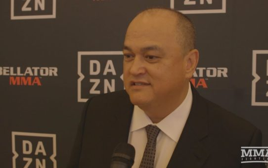 Scott Coker Talks Potential Machida vs. Fedor Fight, Josh Barnett, Liddell vs. Ortiz 3, More