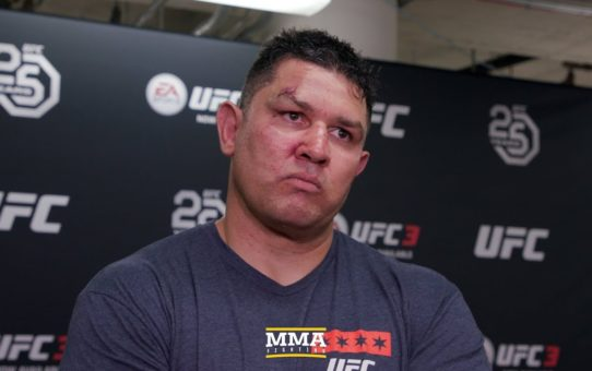 UFC 225: Chris De La Rocha Credits His 'Mexican Style' For Brawl With Rashad Coulter – MMA Fighting